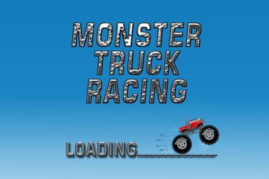 Fun Monster Truck Race 2 screenshot 1