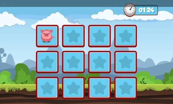 Jogo da Memória apk screenshot