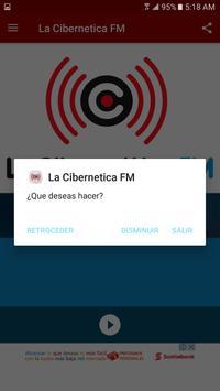 La cibernetica FM apk screenshot