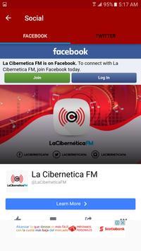 La cibernetica FM screenshot 3