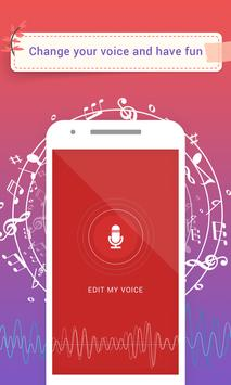 Voice editor - Voice changer poster