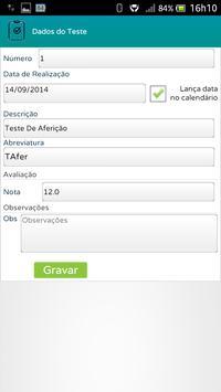 Profs-Alunos screenshot 11