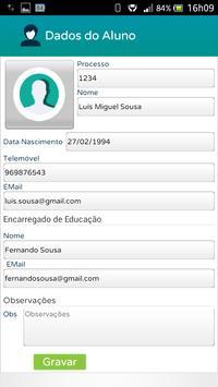 Profs-Alunos screenshot 12