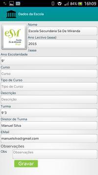 Profs-Alunos screenshot 13