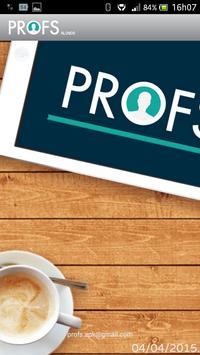 Profs-Alunos screenshot 7