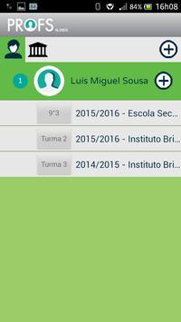Profs-Alunos screenshot 8