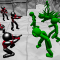 Fight Simulator: Stickman Zombie