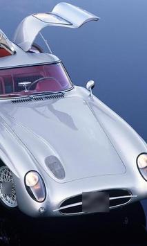 Jigsaw Puzzles Mercedes 300 SLR apk screenshot