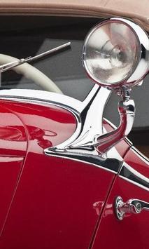 Jigsaws Puzzle Mercedes Benz 500K apk screenshot