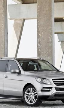 Jigsaws Puzzle Mercedes Benz MClass apk screenshot