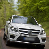 Jigsaws Puzzle Mercedes Benz GL icon