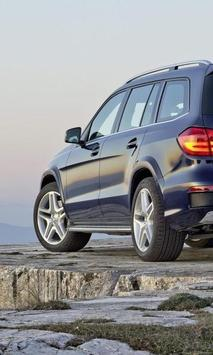 Jigsaws Puzzle Mercedes Benz GL apk screenshot
