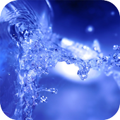 Live Wallpaper - Water Effect icon