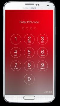 Lock Screen Water - Passcode apk screenshot