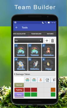 PokeDex - Tools For Pokemon Go apk screenshot