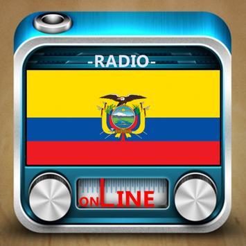 Ecuador Radio Magica Online poster