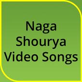 Naga Shourya hit video songs icon
