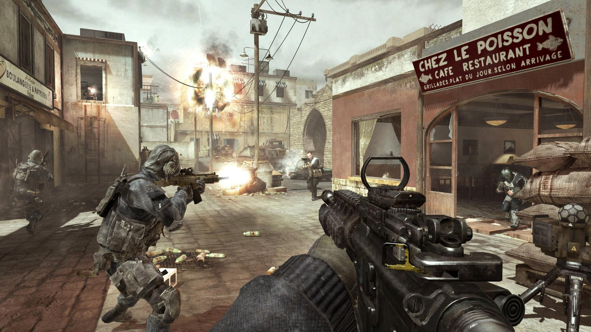 Call Of Duty Infinite Warfare For Android Apk Download