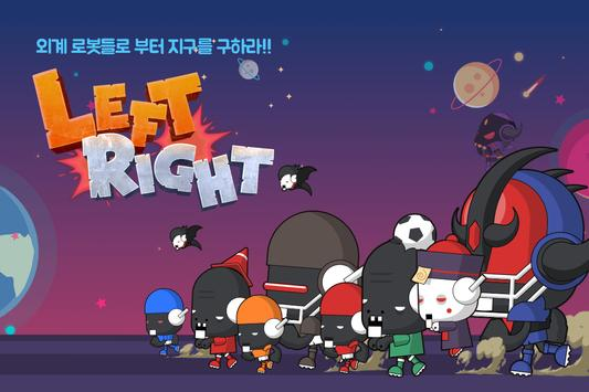 Left Right poster