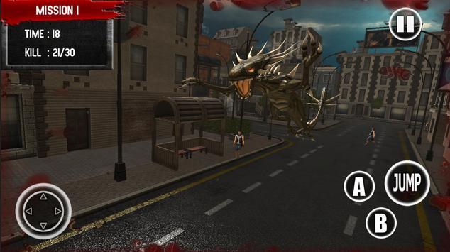 Alien Beast Simulator screenshot 12