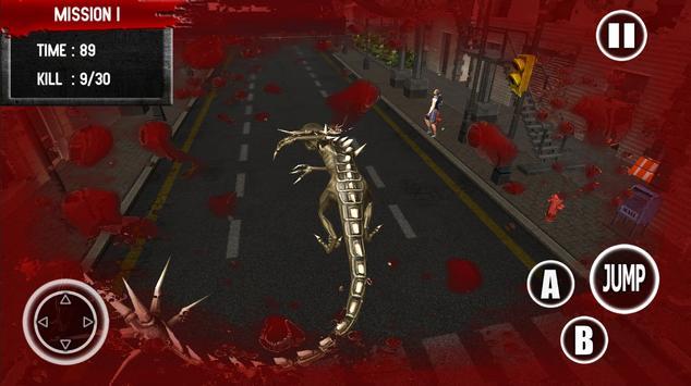 Alien Beast Simulator screenshot 23