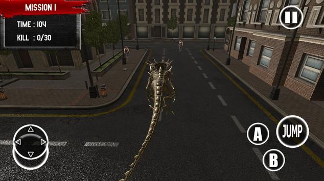 Alien Beast Simulator screenshot 22