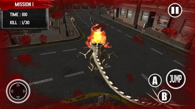 Alien Beast Simulator screenshot 3