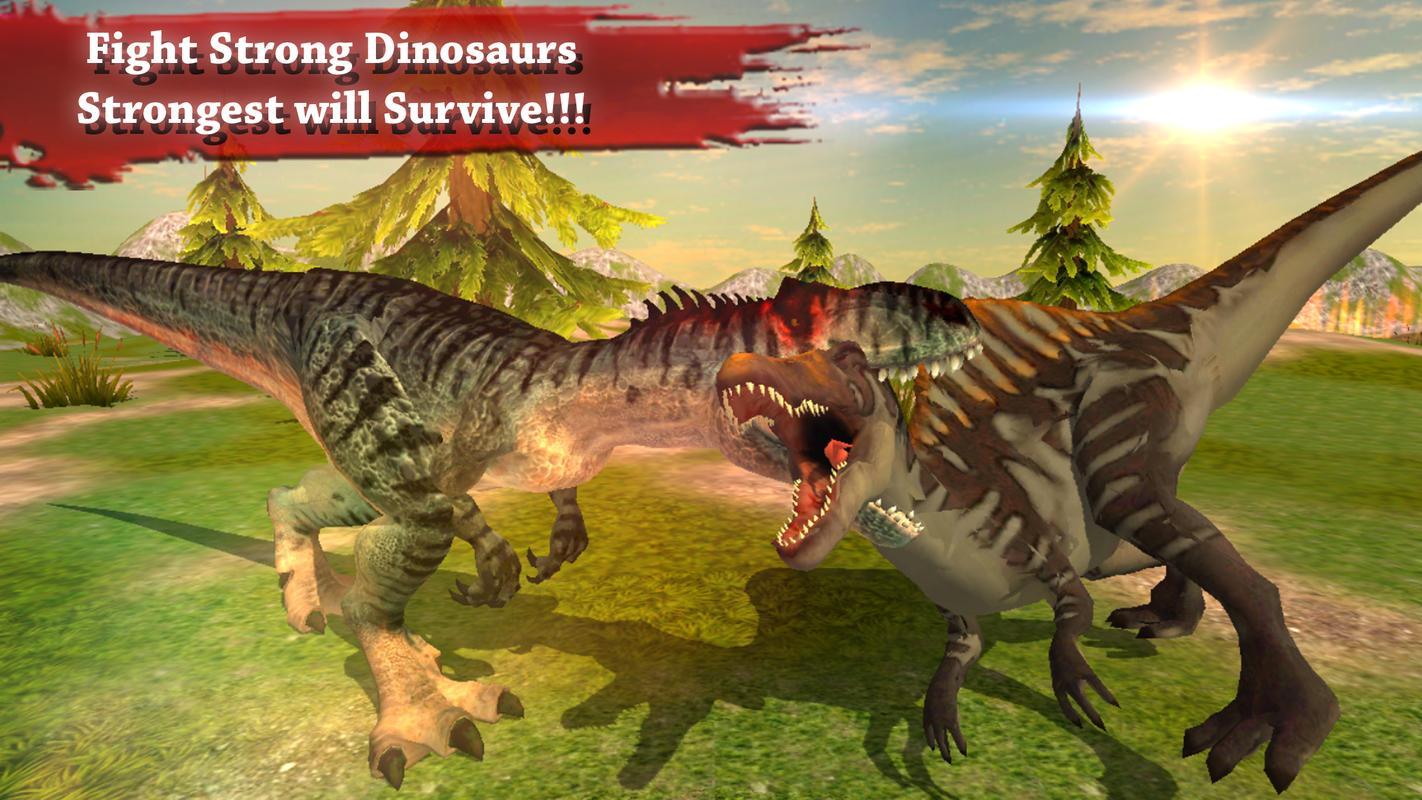 Allosaurus Simulator : Dinosaur Survival Battle 3D for ...