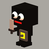 Black Warrior VS Minotaur icon