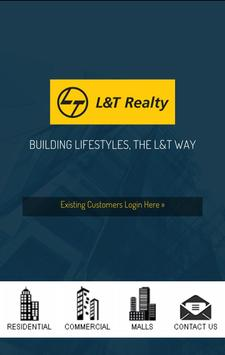 L&T Realty poster