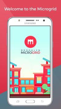 Brooklyn Microgrid poster