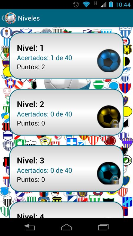 Escudos de Fútbol Argentino poster Escudos de Fútbol Argentino screenshot 1  ... b300bd5836633