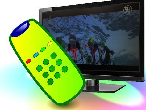 Universal TV Remote Prank screenshot 2