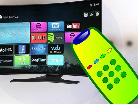 Universal TV Remote Prank screenshot 3