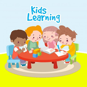 the Basic English for kids icon