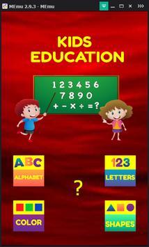 English Basic-EducationForKids poster