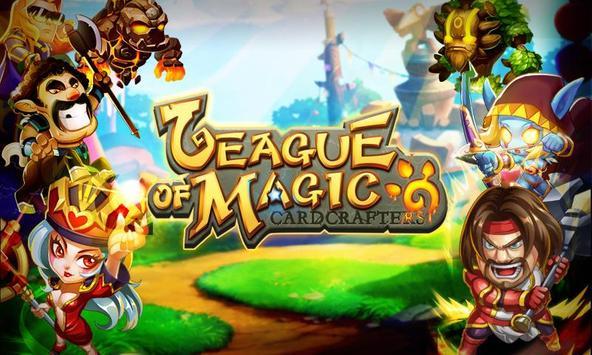 League of Magic: Cardcrafters apk screenshot