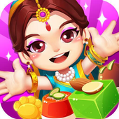 Sweets Journey-Match 3 Candy Blast Saga Game! (Unreleased) icon
