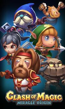 Clash of Magic poster