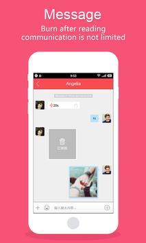 Texting: India Desi Babes Dating App apk screenshot