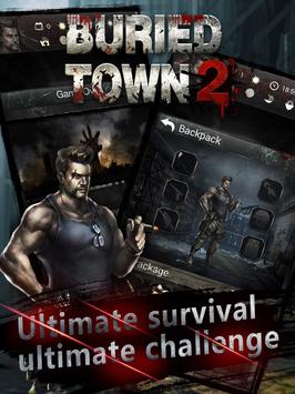 Buried Town 2-Zombie Survival Game screenshot 12