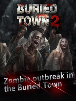 Buried Town 2-Zombie Survival Game screenshot 9
