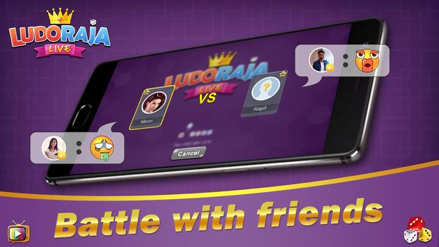 Ludo Raja LIVE – Classic Ludo Board Game screenshot 4