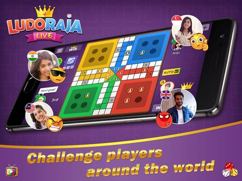 Ludo Raja LIVE – Classic Ludo Board Game screenshot 5