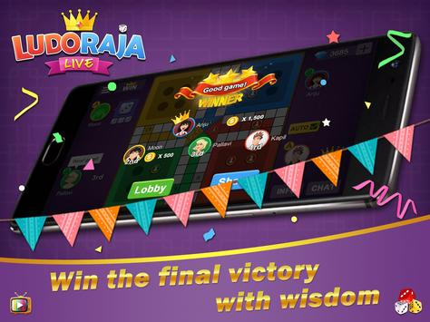Ludo Raja LIVE – Classic Ludo Board Game screenshot 6