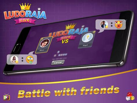 Ludo Raja LIVE – Classic Ludo Board Game screenshot 9