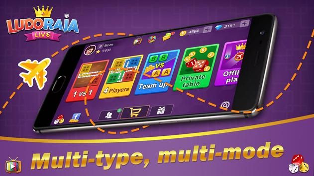 Ludo Raja LIVE – Classic Ludo Board Game screenshot 2