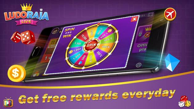 Ludo Raja LIVE – Classic Ludo Board Game screenshot 3