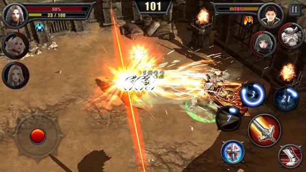 Dragon Raja M screenshot 7