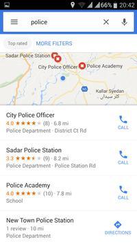 GPS Places Navigation screenshot 5